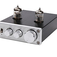 Ampli Bluetooth FX Audio TUBE-03 6J1 Preamplifier Đèn, Chỉnh Bass-Treble PD