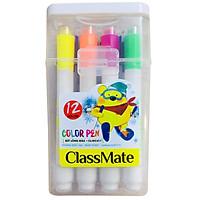 Bút Lông Màu Classmate WC411 -  12 Màu