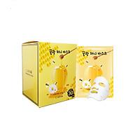 Hộp 30 Mặt Nạ Chống Lão Hóa, Ngăn Ngừa Mụn Rainbow L'affair Honey Mask 750ml
