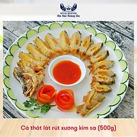 [Chỉ Giao HCM] Cá Thát Lát Rút Xương Kim Sa - Đông Lạnh