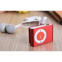 Máy Nghe Nhạc MP3 Không Màn Vỏ Nhôm (Tặng: Tai Nghe + Cáp Sạc) <RẺ VÔ ĐỊCH>