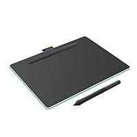 Bảng vẽ điện tử Wacom Intuos CTL 4100WL có Bluetooth chuyên dùng cho phần mềm Office, Adobe để chỉnh sửa đồ họa ( hàng nhập khẩu)