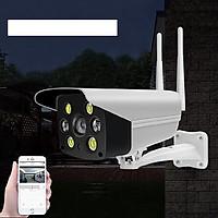 Camera Yoosse ngoài trời 6 đèn 2 anten 1 adapter cao cấp - Hàng nhập khẩu