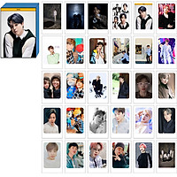 Lomo card BTS Jimin bộ thẻ ảnh BTS Map of the soul 7