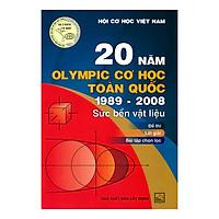 20 Năm Olympic Cơ Học Toàn Quốc 1989 - 2008 Sức Bền Vật Liệu