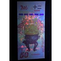 Tiền kỷ niệm 50 Macao năm con Chuột, tuổi Tý sưu tầm