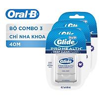Combo 3 Chỉ Nha Khoa Oral B Glide 40M