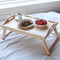 Bàn Ăn Mini - Khay Đa Năng Bed Tray Nội Thất Kiểu Hàn BEYOURs - Gỗ Tự Nhiên