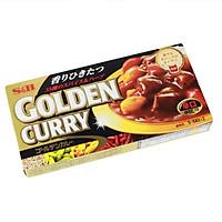 Viên nấu cà ri S&B Foods Golden Curry 198g Nhật Bản