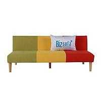 Ghế Sofa Giường BizSofa Bed MLF-182 168x70x70 cm - Phối sọc ba màu