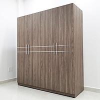 Tủ Quần Áo Gia Đình Cao Cấp FINE FT222F (180cm x 200cm) Kiểu dáng tủ hiện đại sang trọng