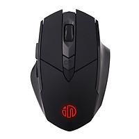Chuột Gaming không dây Inphic PM6 màu đen