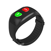 S1 Smart Tracker Bracelet Anti-lost GPS SOS Call Smart Watch Heart Rate Blood Pressure Monitoring Smart Band GPS