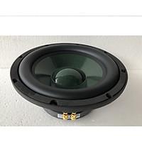 1 Loa bass 25 cao cấp Kasun, hàng nhập khẩu, có độ nhạy cực cao, đáp ứng tuyến tính tốt, giúp loa có thể tái tạo hoàn hảo âm sắc đưa đến từ thiết bị phát