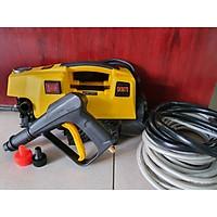 Máy rửa xe áp lực cao SK9070, công suất 2,5kw, dây xịt 16m, tặng kèm bình xịt xà phòng