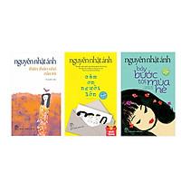 Combo 3 cuốn truyện Nguyễn Nhật Ánh: Thiên thần nhỏ của tôi + Bảy bước tới mùa hè + Cảm ơn người lớn
