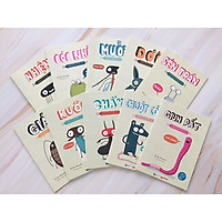Combo Trọn Bộ 10 Cuốn Những Sinh Vật Í Ẹ (Sách Thiếu Nhi Hấp Dẫn Dành Cho Trẻ Từ 5 Đến 9 Tuổi)
