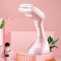 Portable Garment Steam 15s Heating Ironing  Machine Household Handheld Clothes Brush