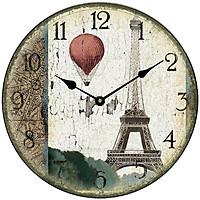 Đồng hồ treo tường phong cách cổ MS 66
