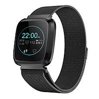 Đồng hồ thông minh Fly1 theo dõi nhịp tim, huyết áp, bước chạy, nhận thông báo tin nhắn cuộc gọi (Bản Quốc Tế)