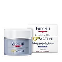 Eucerin Combo Kem Dưỡng Chống Lão Hóa Ban Ngày Và Ban Đêm Q10 Active
