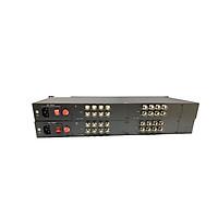 Bộ Chuyển đổi Quang Video 16 kênh GNETCOM HL-16V-20T/R-1080P (2  thiết bị) - Hàng Chính hãng