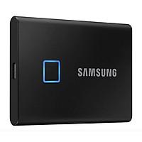 Ổ Cứng Di Động Samsung Portable SSD T7 Touch 500GB MU-PC500 - Hàng Chính Hãng