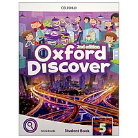 Oxford Discover: Level 5: Student Book Pack, 2nd Edition