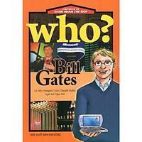 Chuyện kể về danh nhân thế giới - Bill Gates tặng kèm sổ tay mini siêu dễ thương