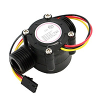 Cảm biến lưu lượng YF-S201 3.5-24VDC 1-30L/min Cực Chính Xác