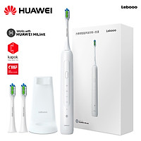 Lebooo Electric Sonic Toothbrush Intelligent App Control Supersonic Protective USB Rechargeable Sonic Vibration