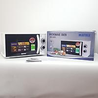 Lò vi sóng 20 lít Microwave Oven Matika MTK-9220 - Hàng chính hãng