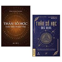Combo 2 cuốn: Thần Số Học Ứng Dụng + Thần Số Học: Thấu Hiểu Nhân Tâm