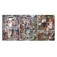 Combo 3 Cuốn Truyện Light Novel Vật Linh Hội: Vật Linh Hội 1 - Tình Yêu Bỏ Két Sắt + Vật Linh Hội 2 - Thiên Tài Bút Khô + Vật Linh Hội 3 - Lựa Chọn Mù