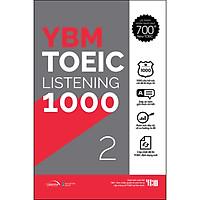 YBM Actual Toeic Tests LC 1000 - Vol 2
