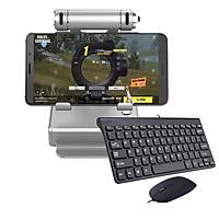 Combo Mua Gamesir X1 BattleDock, Bộ bàn phím chuột Mini Promax - Hàng chính hãng