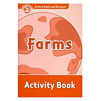 Oxford Read and Discover 2: Farms Activity Book