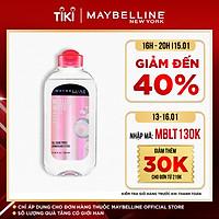 Nước Tẩy Trang Đa Công Dụng Maybelline Micellar Water - G2935100 (400ml)