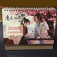 Lịch Ma đạo tổ sư 2020 lịch trần tình lệnh