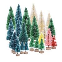 Small and Cute Lightweight Christmas Tree Lights Desktop Mini Decoration