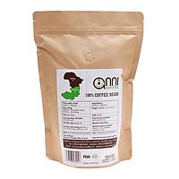 Cà phê hạt nguyên chất Robusta S18 gói 500g - Rang mộc tự nhiên, đậm vị thơm từ hạt cà phê, đạt FDA - Hoa Kỳ, cà phê chuẩn xuất khẩu