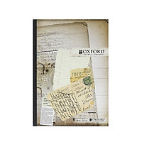 Sổ Vintage Oxford - GNB B5 70'S - Agn00321B - Mẫu 2