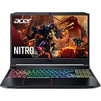 Laptop Acer Nitro 5 2020 AN515-55-77P9 NH.Q7NSV.003 (Core i7-10750H/ 8GB DDR4 2933MHz/ 512GB SSD M.2 PCIE/ GTX 1650Ti 4GB GDDR6/ Win10) - Hàng Chính Hãng