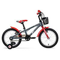 Xe đạp trẻ em Jett Cycles Raider 161518 (Màu bạc)