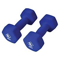 Bộ 2 tạ tay cao cấp Tập Gym BG 4kg (hàng nhập khẩu)
