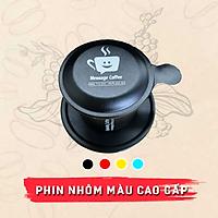 Phin Cà Phê Message Coffee Phin Màu Anode Cao Cấp, Sang Trọng