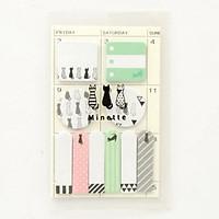 Set giấy note tổng hợp in màu