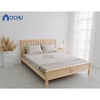 Giường Ngủ Gỗ Thông OCHU - Bernie Bed  - Natural