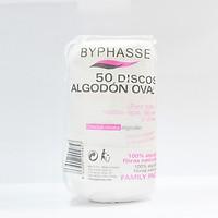 Bông tẩy trang 50 miếng Byphasse