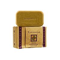 Xà bông tắm nghệ Tanamera ( Brown formulation body soap )